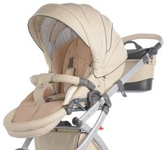 Knorr Baby Kinderwagen Alive Eco Pure Leder-Optik + Zubehör FARBWAHL 2580 | eBay