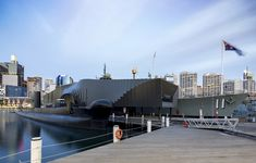 Gallery of The Waterfront Pavilion – Australian National Maritime Museum / FJMT Studio - 5