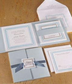 Carina Wedding Invitations