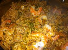 In this easy to follow recipe I've added other ingredients to Zatarain's Jambalaya mix to make it go further and feed more people. Pictures included with recipe.