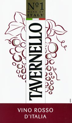 tavernello rosso logo - Google Search