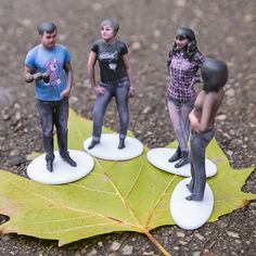 Kinect yourself a 3D printed mini-me with Shapify
