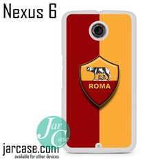 As Roma Phone case for Nexus 4/5/6