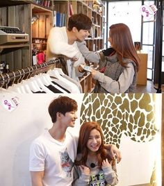 we got married We Got Married Couples, We Get Married, Wgm Couples, Song Jae Rim, Kim So Eun, Korean Shows, Asian Love, Romantic Things, Celebs
