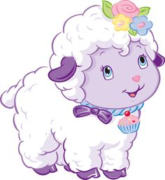 Résultat d'images pour Cute Sheep Clip Art Eid Crafts, Easter Crafts, Cartoon Lamb, Theme Mickey, Strawberry Shortcake Characters, Islamic Wallpaper Hd, Baby Christmas Photos, Wood Craft Patterns, Happy Birthday Flower