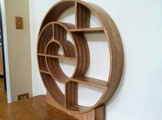 Spiral shelf