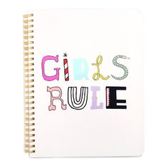rough draft mini notebook - girls rule #adroll #bts-15