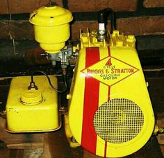 OLD BRIGGS & STRATTON