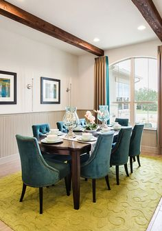 House of Turquoise: Michelle Thomas Design