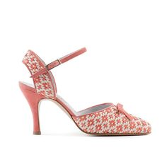 CHARLESTON #ROSA E #BIANCO 909_80/3, Wedding & Gala ----- #PINK AND #WHITE CHARLESTON 909_80/3, Wedding & Gala -----  #Paoul #weddingshoes #galashoes #shoes #womenshoes