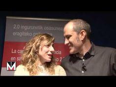Videoentrevista realizada a Mentxu Mendieta y Mikel Renteria, en el marco de la sesión Salud 2.0 celebrada en Bilbo el 26 de Abril de 2012. Toda la información en: http://www.formacionsanitaria.com/salud2punto0/20120426bilbo/programa.php