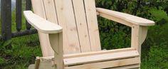Unfinishing Beach Adirondack Chair Plans Free
