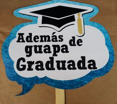 Graduation Party Planning, Graduation Party Favors, Graduation Cap Decoration, Graduation Party Decor, Grad Parties, Graduation Cards Handmade, Graduation Cap Designs, Cap Decorations, Mexican Party