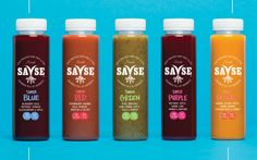 Premium smoothie brand Savse has embarked on a new marketing campaign, entitled Hard To Say, Easy To Love. Ash Brown Highlights, Juice Branding, Easy To Love, Beverage Packaging, Coffee Bottle, Green And Purple, Campaign, Personal Care, Orange