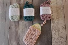 SOAP SAVER CROCHET pattern soap sock crochet pattern crochet