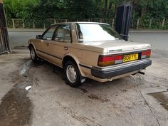 eBay: Nissan Bluebird 2.0 SGL Auto #1980s #cars