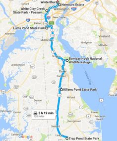 From Slower Lower up to Chateau Country, take this road trip to see the best fall foliage in Delaware. The views and scenery will amaze you. Delaware Bay, Vacation Trips, Vacations, Us Travel, Travel Tips, West Virginia, State Parks, Amazing, Scenery
