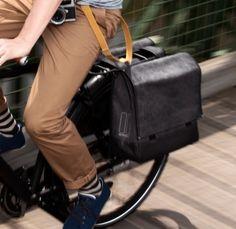 sacoche #velo #sacoche #bagagerie #bike #cyclebag #bag