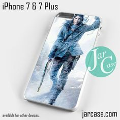 Rise Of the Tomb Rider Phone case for iPhone 7 and 7 Plus