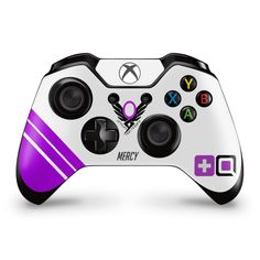 Mercy Orchid Xbox One Controller Skin - Gamer House Ideas 2019 - 2020 Playstation, Xbox 1, Xbox One S, Xbox One Games, Wii Games, Ps4, Nintendo Switch, Nintendo Wii, Consoles
