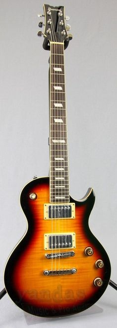 Ibanez ARZ200FM Artist Series Electric Guitar #customguitars