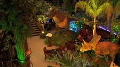 Small Business Ideas | List Of Small Business Ideas: How to Start a Jungle Themed Restaurant