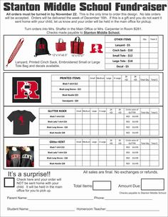 8ff9724d071268aa908a5872ff71f3fa T Shirt Order Form Template Blank on google sheets, excel free, word document,