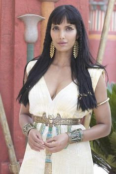 The Ten Commandments - Padma Lakshmi
