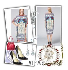 """""""Vipme  16"""" by zijadaahmetovic ❤ liked on Polyvore featuring mode, Brian Atwood, women's clothing, women, female, woman, misses en juniors"""