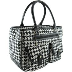 Best Screen Houndstooth Dog Carrier Handbag Popular The usage of a dog kennel has long been a major level of competition in the dog's perspective and Dog Kennels For Sale, Designer Dog Carriers, Dog Kennel Cover, Dog Purse, Cool Dog Houses, Cat Cages, Dog Insurance, Popular Handbags, Best Dog Training