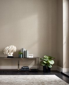 CENIT by SAHCO - a non-woven wallcovering with a graphical all-over design and matt-gloss effect.