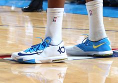 Kevin Durant Debuts New Nike KD VI Colorway