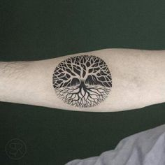 Like the negative space of this tree...maybe for a coverup... More