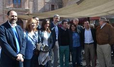 """PSOE: """"Al PP le preocupa más el candidato del PSOE que los parados de Talavera"""" - 45600mgzn"""