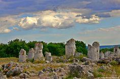 me-lapislazuli:   The Stone Desert & Bulgaria | by... - PaganBlood