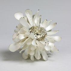 Junko Mori: A Silver Organism; Twisted Leaf