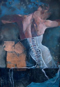 I love this artist's work <3  Ties That Bind  Open Edition Print by Krystyna81, $18.00