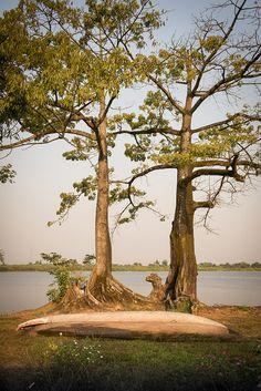 Providence Island, Monrovia, Liberia. by kennethharper, via Flickr