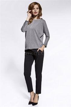 Bluza Night Normcore, Style, Fashion, Swag, Moda, Fashion Styles, Fashion Illustrations, Outfits