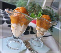 Mango, Mint & Pumpkin Dessert w Coconut Yoghurt | VaVaVoom Vegan & Organic Recipes
