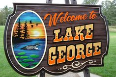 Lake George, New York – Enjoy the Great Outdoors! Summer Vacation Spots, Vacation Places, Places To Travel, Lake George Village, Fun Winter Activities, Vacation Memories, Old Quilts, I Love Ny, Great Vacations