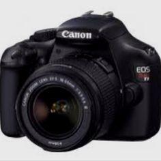 Canon Rebel T3i... I want it!!!