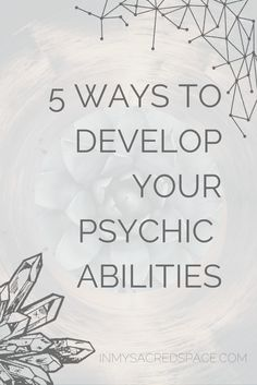 Learn about psychic development and how to develop your psychic abilities in this blog post.
