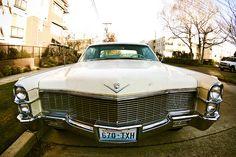 Old Cadillac by rocketvox_, via Flickr