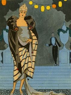 Les étoiles d'ArtLubie: LES FOLLES ANNEES DE GEORGE BARBIER (1882-1932)