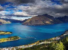 The World's Most Amazing Places | Jetsetter | Queenstown, New Zealand