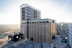 African Architecture That Will Surprise Even The Most Critical Architectural Expert. It Is Worth Touring Africa To See All This. Tianjin, Museum Of Contemporary Art, Contemporary Architecture, Le Cargo, Thomas Heatherwick, Stone City, Grain Silo, Cradle Of Civilization, Pyramids Of Giza