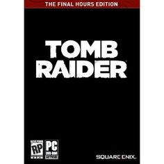 Tomb Raider PC Download Pre Orders