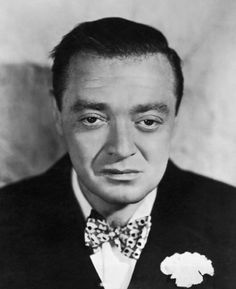 Peter Lorre  (1904–1964) Hungarian-American actor.  Lorre went to Hollywood in 1935, where he enjoyed considerable popularity as a featured player in Warner Bros. suspense, adventure & horror films ~ he made nearly 100 of them.  Lorre's distinctive accent & large-eyed face became a favorite target of comedians & cartoonists.  Having struggled with chronic gallbladder troubles & morphine addiction, Lorre died in 1964 of a stroke. Vincent Price read the eulogy at his funeral.