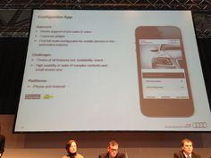Audi plant eine eigenständige Konfigurator-App - und bringt sie auch heraus.